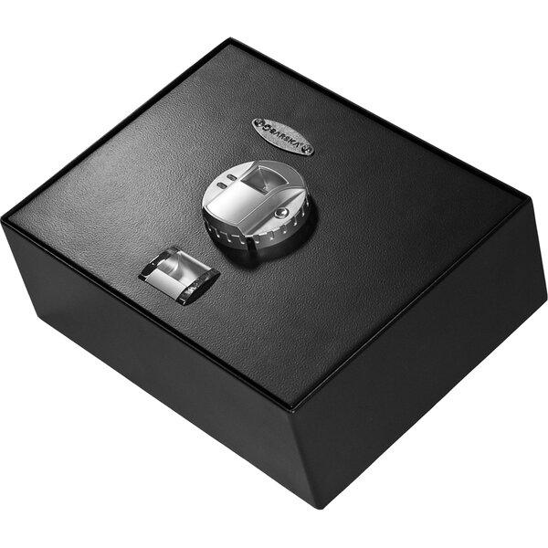 Top Open Biometric Lock Safe by Barska