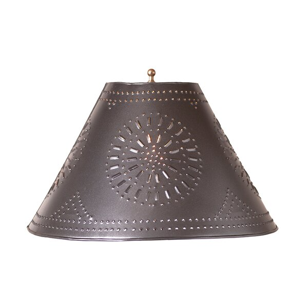 Kruse 16 Metal Empire Lamp Shade by Gracie Oaks