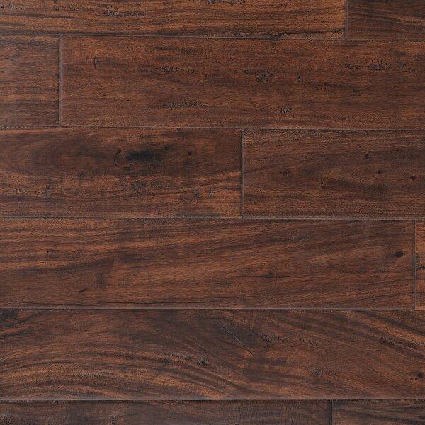 Crawford 5 Engineered Acacia Hardwood Flooring in Montelena by Albero Valley