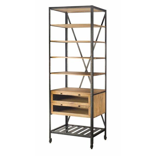 Emelina Etagere Bookcase By Gracie Oaks
