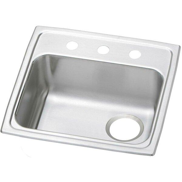 Celebrity 20 L x 19 W Drop-in Kitchen Sink