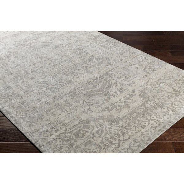 Dollie Hand-Loomed Brown/Neutral Area Rug by Bungalow Rose