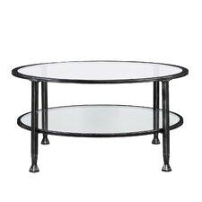 modern round coffee tables   allmodern