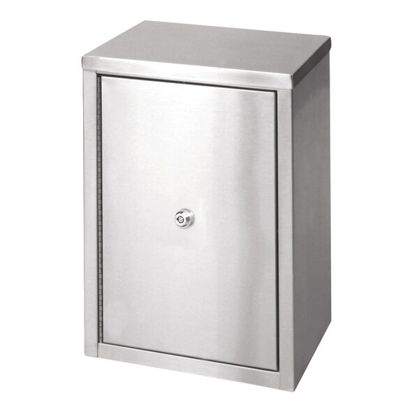 11 W x 15 H Wall Mounted Cabinet by Omnimed