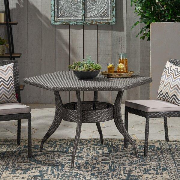 Shanika Dining Table by Brayden Studio