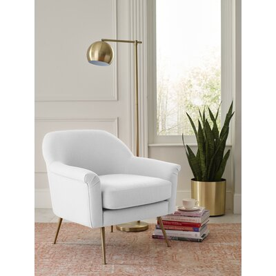 Armchair Natural Ivory img