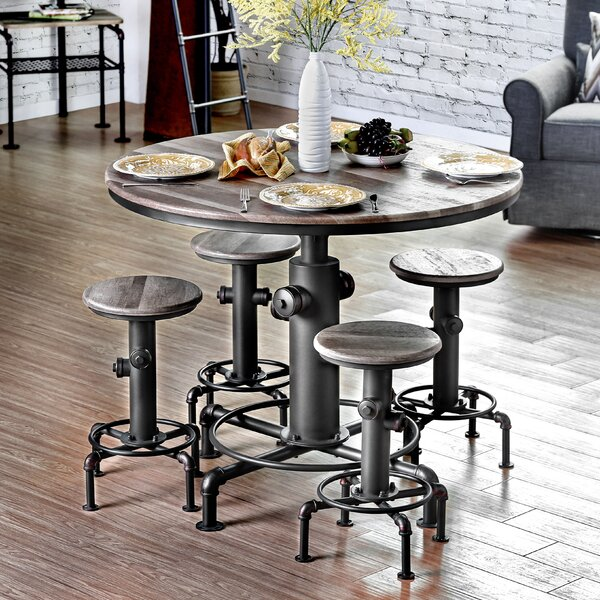 Poncha Pub Table by Trent Austin Design