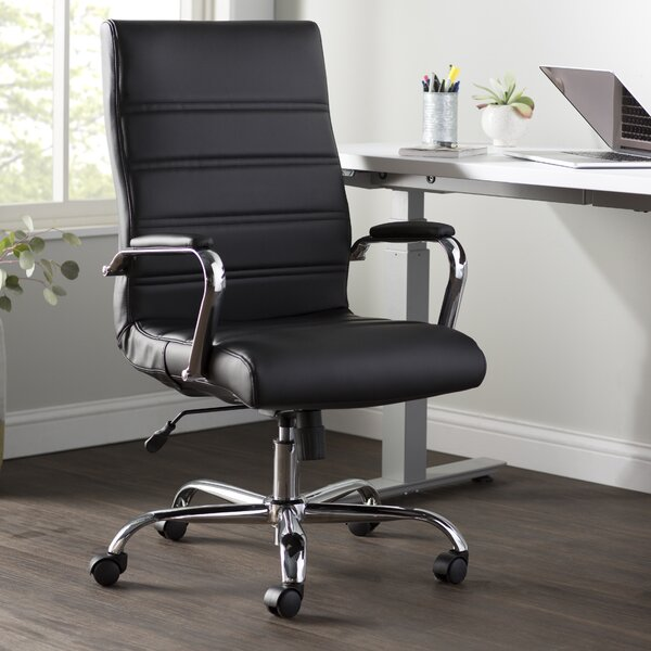 Wayfair Basics Ergonomic Executive Chair by Wayfai