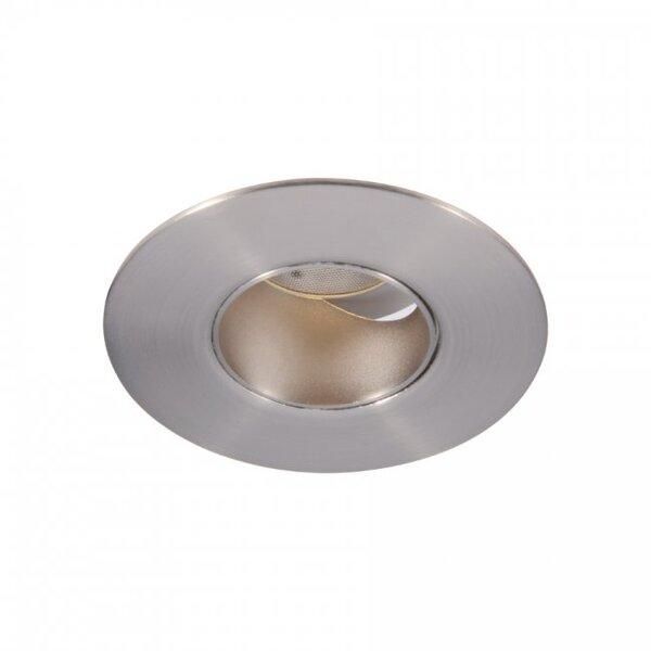 Tesla Adjustable Round LED 2 Reflector Recessed Trim by WAC Lighting
