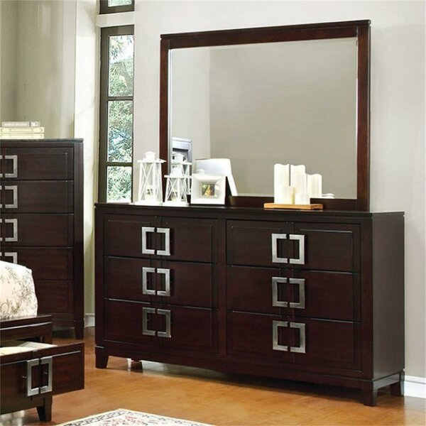 Kachayr 6 Drawer Dresser by Latitude Run