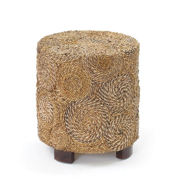 Lamar Round Banana Stool by World Menagerie