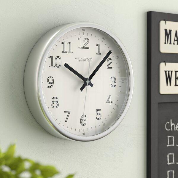 Sigler Heirloom 9 Wall Clock by Latitude Run