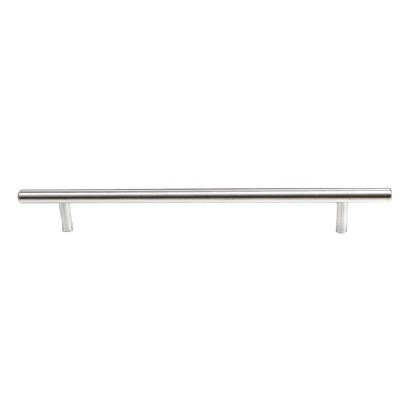 Stainless Steel Slim Modern Euro Cabinet Handle 7 1/2