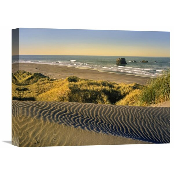 Nature Photographs Coastline, Pistol River Beach, Oregon by Tim Fitzharris Photographic Print on Canvas by Global Gallery
