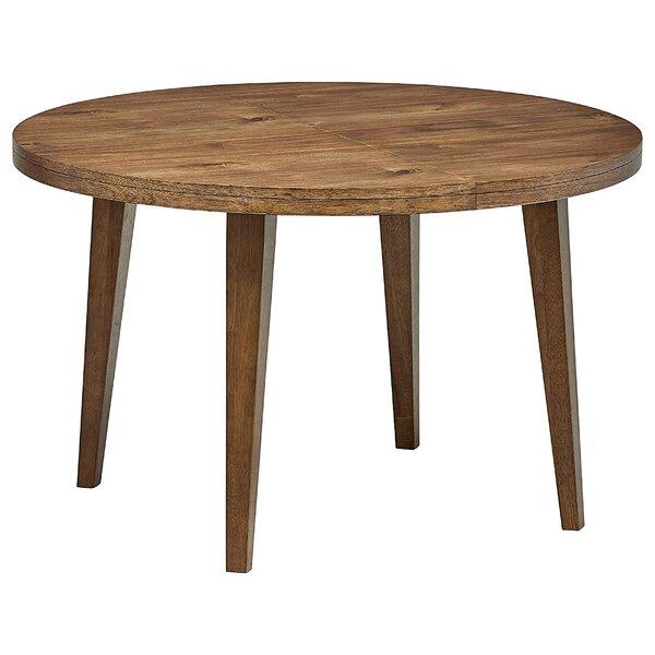 Jaden  Extendable Dining Table by Rosalind Wheeler Rosalind Wheeler