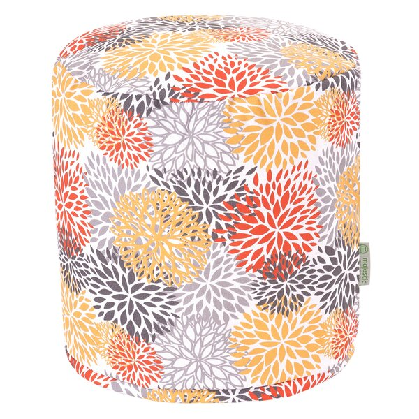 Blooms Pouf by Majestic Home Goods