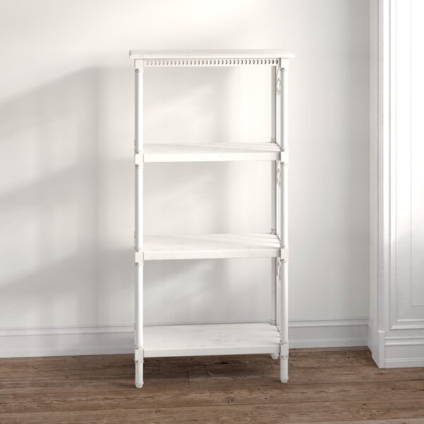 Baguia Etagere Bookcase By World Menagerie
