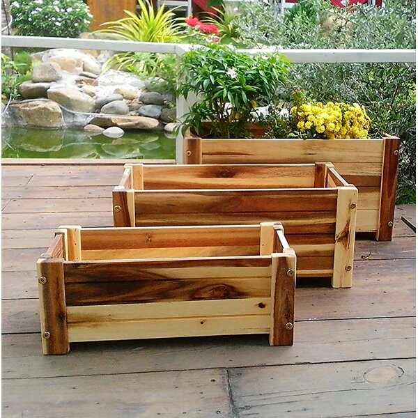 Planter Box by Happy Planter