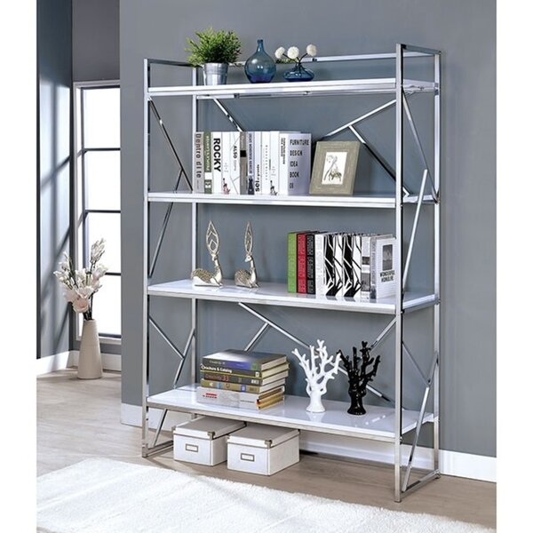 Maleah Etagere Bookcase by Mercer41