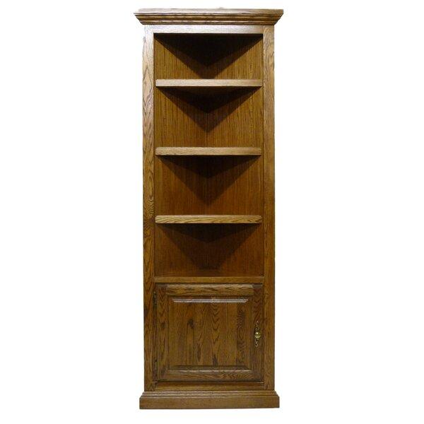 Leach Corner Unit Bookcase by Loon Peak