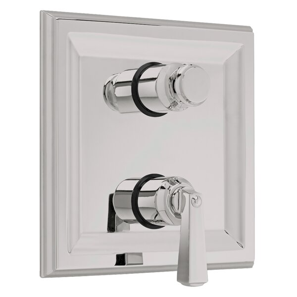 Town Square Two Handle Dual Shower Faucet Trim Kit by American Standard