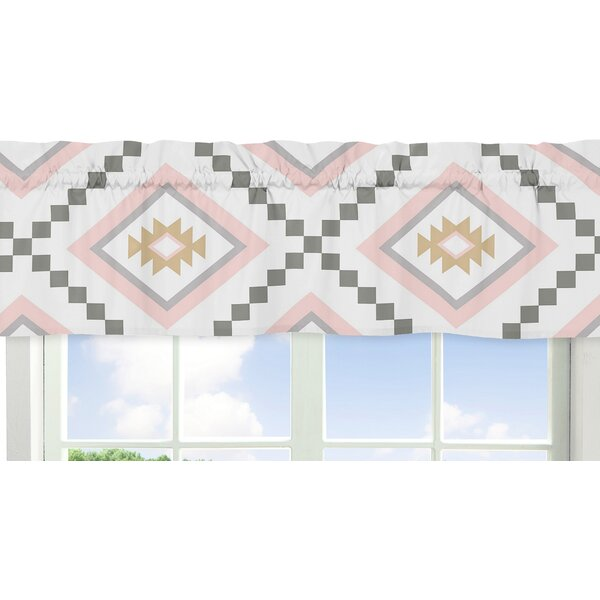 Aztec 15 Window Valance by Sweet Jojo Designs