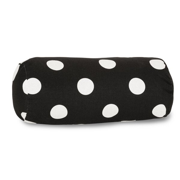 Telly  Cotton Bolster Pillow by Viv + Rae