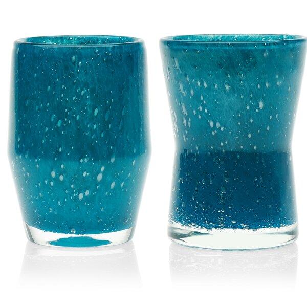 Ebb 4 Piece 11.3 oz. Cocktail Glass Set by Prologue
