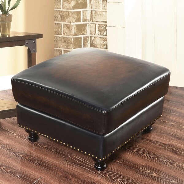 Rensselear Ottoman By Breakwater Bay