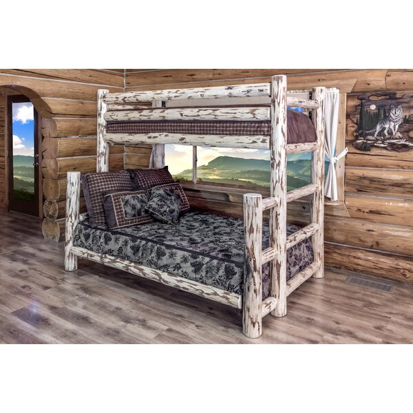 Tustin Twin Over Full Bunk Bed by Loon Peak