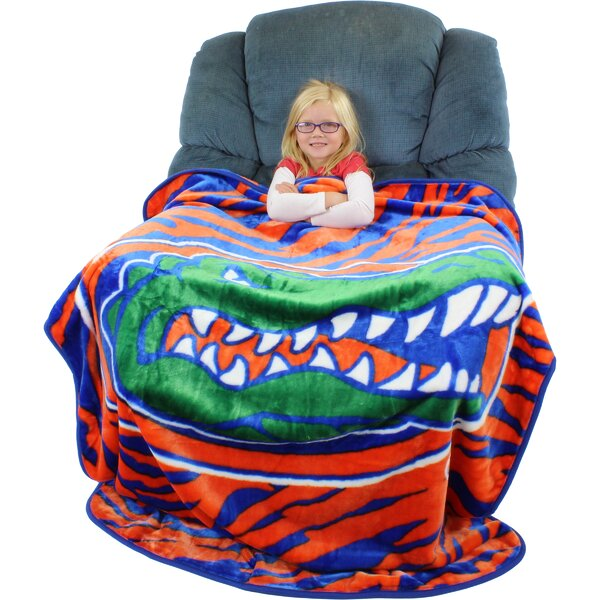 Flordia Gators Throw Blanket by College Covers