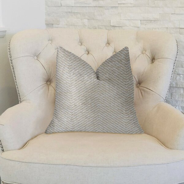 Legaspi Luxury Throw Pillow by 17 Stories