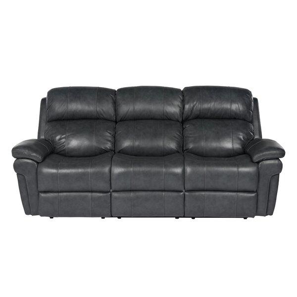 Home Décor Dionne Luxe Reclining Sofa