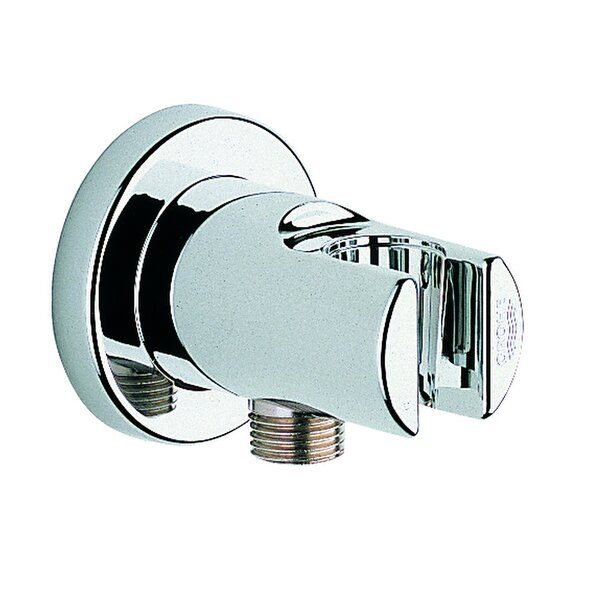 Wall Union with Holder by Grohe