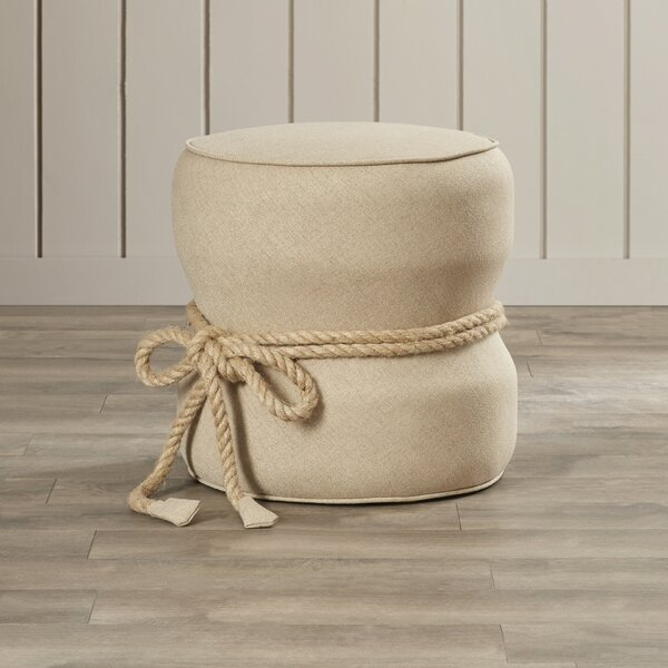 Jones Solid Ottoman by Longshore Tides