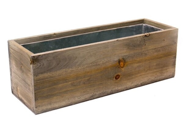 Wood Planter Box (Set of 8) by CYS-Excel