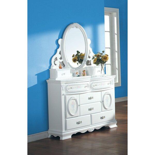 Egbert Dresser with Mirror by Harriet Bee