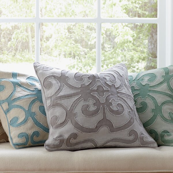 Estelle Linen Pillow Cover by Birch Lane™