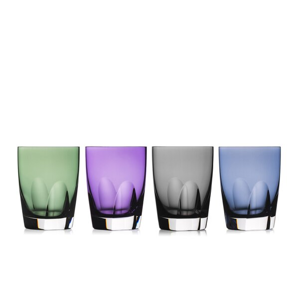 4 Piece 16 oz. Crystal Cocktail Glass Set by Waterford