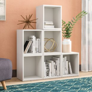 Daniell Modular Plus Cube Unit Bookcase (Set of 6) Mercury Row