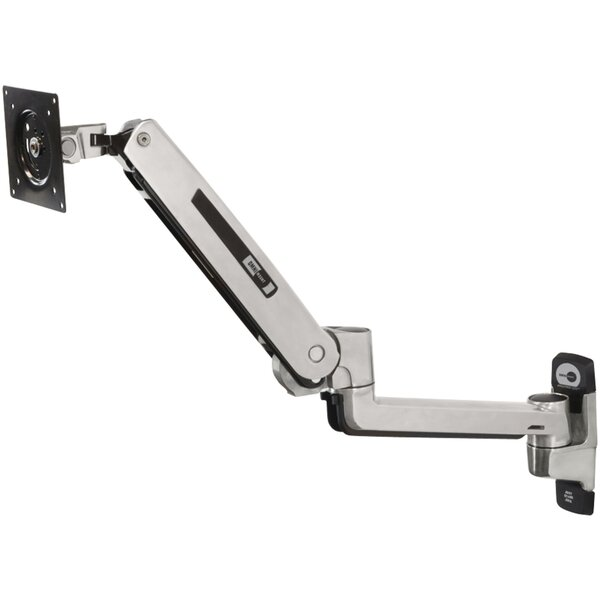 Action Mount Series Interactive Extending Arm Wall Mount for 19 - 37 Screens by OmniMount