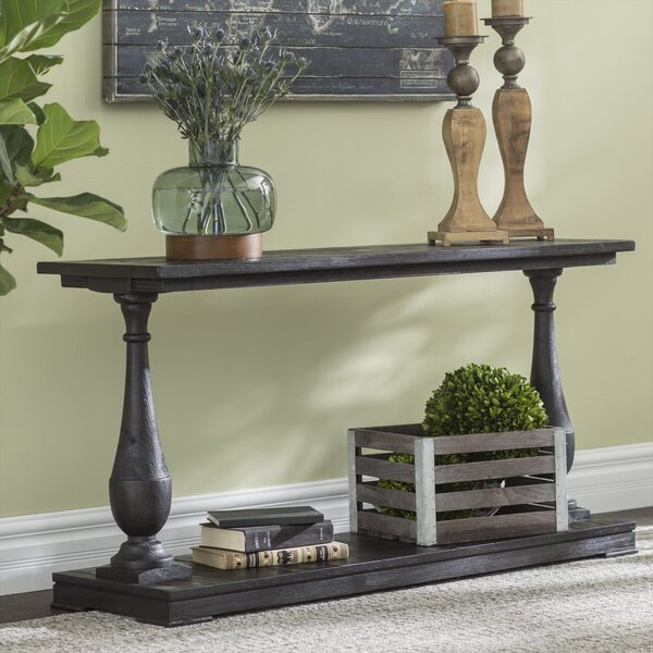 Orla Console Table by Three Posts