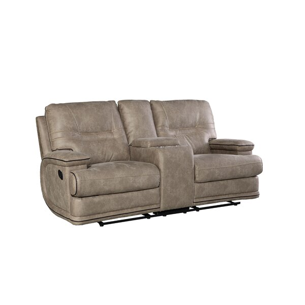 Camron Console Power Loveseat by Latitude Run