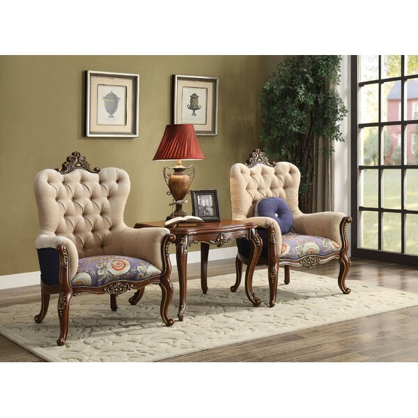 Oquendo 3 Piece Living Room Set by Astoria Grand