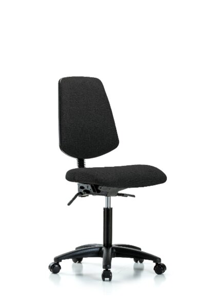 Jaylynn Medium Bench Ergonomic Office Chair by Symple Stuff