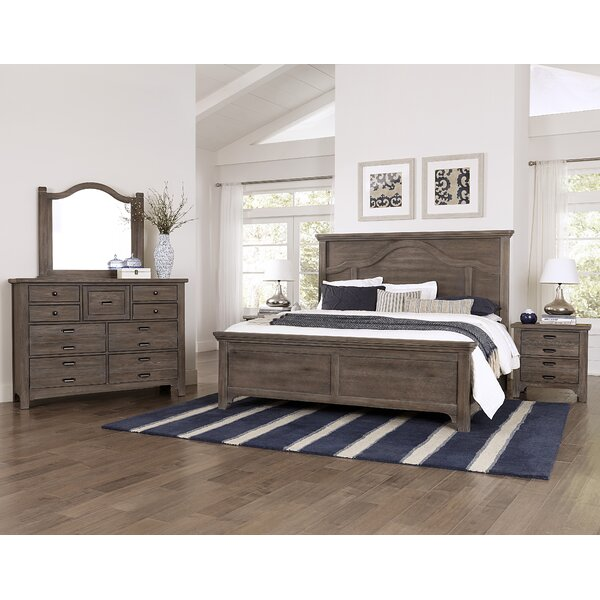 Erving Solid Wood Configurable Bedroom Set by Darby Home Co