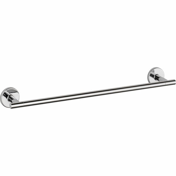Trinsic® Bathroom 21.25 Wall Mounted Towel Bar by Delta