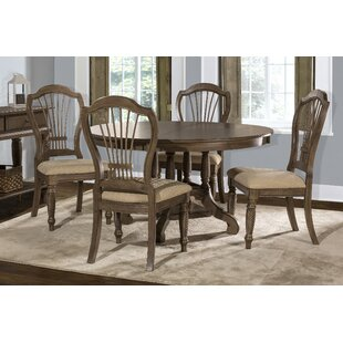 Wilshire 5 Piece Extendable Dining Set By Hillsdale Furniture