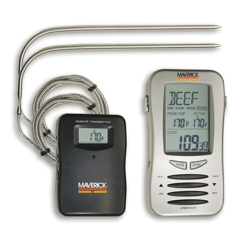 Chek Jumbo Digital Meat Thermometer by Maverick