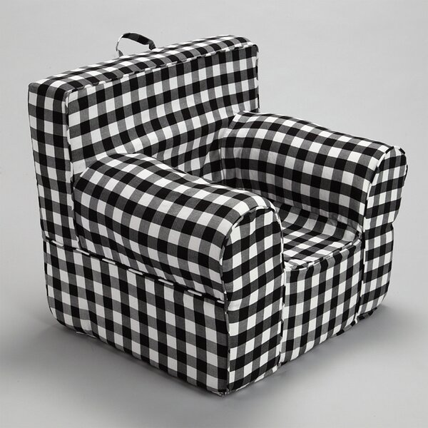 Kids Box Cushion Armchair Slipcover by Little Star